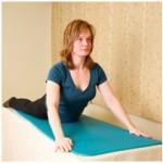 Leela Anita Kjorvik pilates
